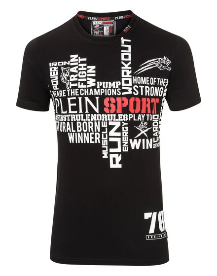 T-shirt Round Neck SS David