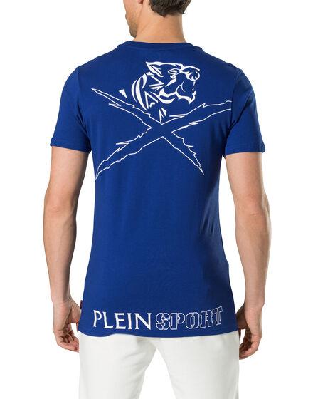 """T-shirt Round Neck SS """"Suplex"""""""