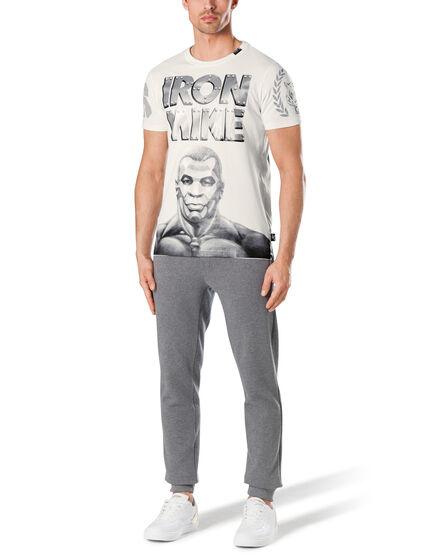 """T-shirt Round Neck SS """"Iron"""""""
