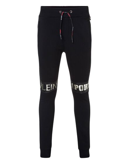 Jogging Trousers Gold fat city