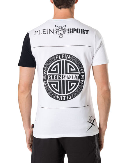 "T-shirt Round Neck SS ""Guerrero"""