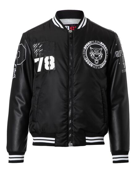 Nylon Jacket Come