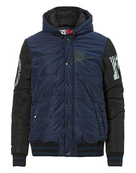 Nylon Jacket Relax