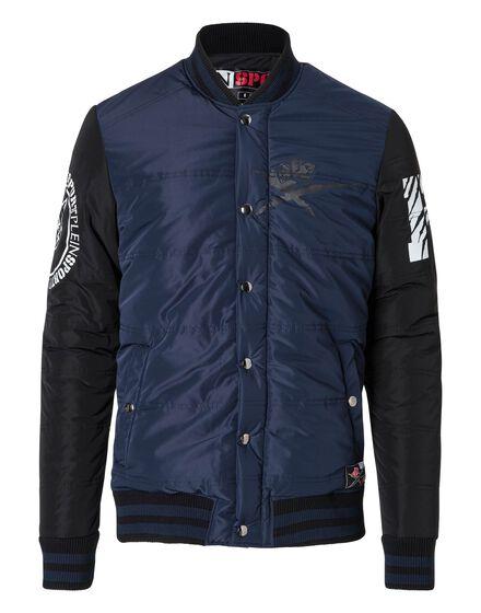Nylon Jacket Inside
