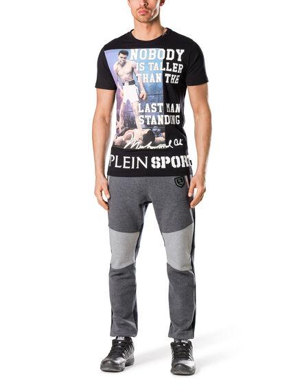 "T-shirt Round Neck SS ""Nobody"""