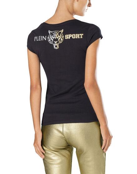 "T-shirt Round Neck SS ""Workout Shape"""