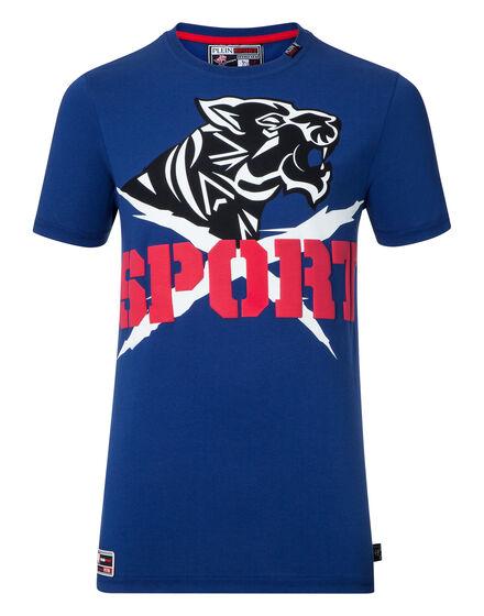 "T-shirt Round Neck SS ""Whip"""