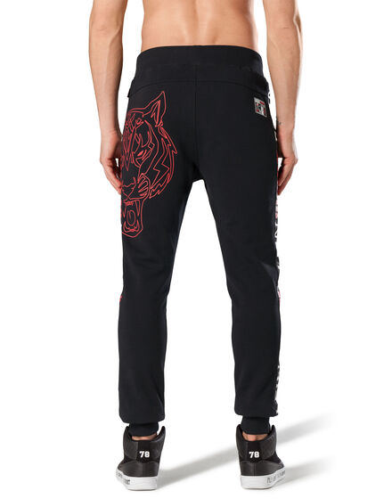 "Jogging Trousers ""Back"""