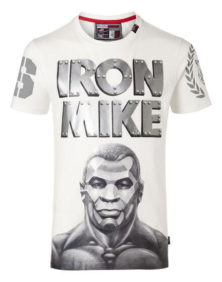 T-shirt Round Neck SS Iron