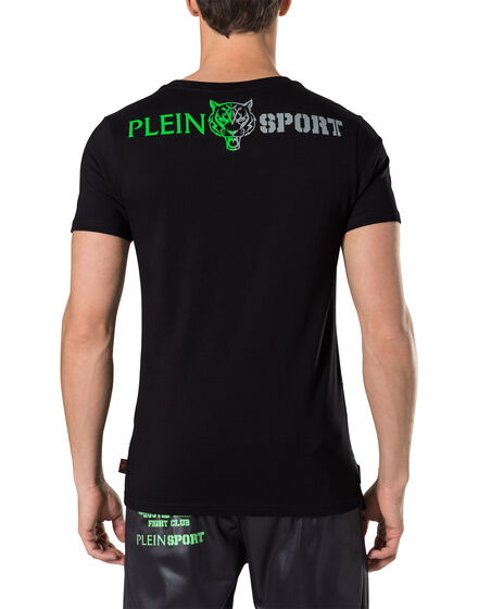 "T-shirt Round Neck SS ""Thunder"""