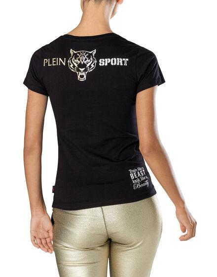 "T-shirt Round Neck SS ""Workout Eleven"""