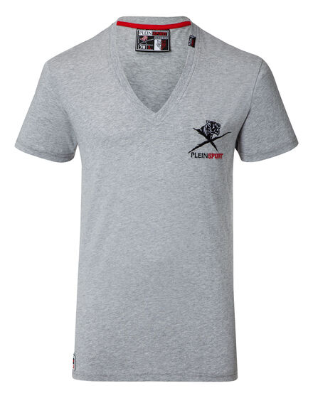 "T-shirt V-Neck SS ""Base"""