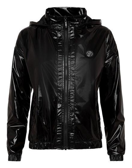 Nylon Jacket Logos