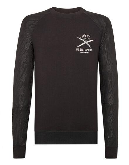 Sweatshirt LS Camouflage