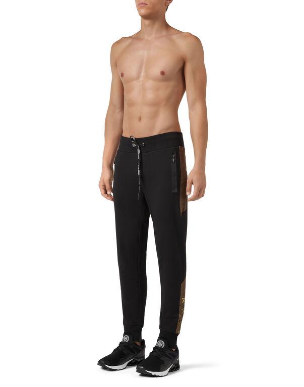 Jogging Trousers Metal Sport