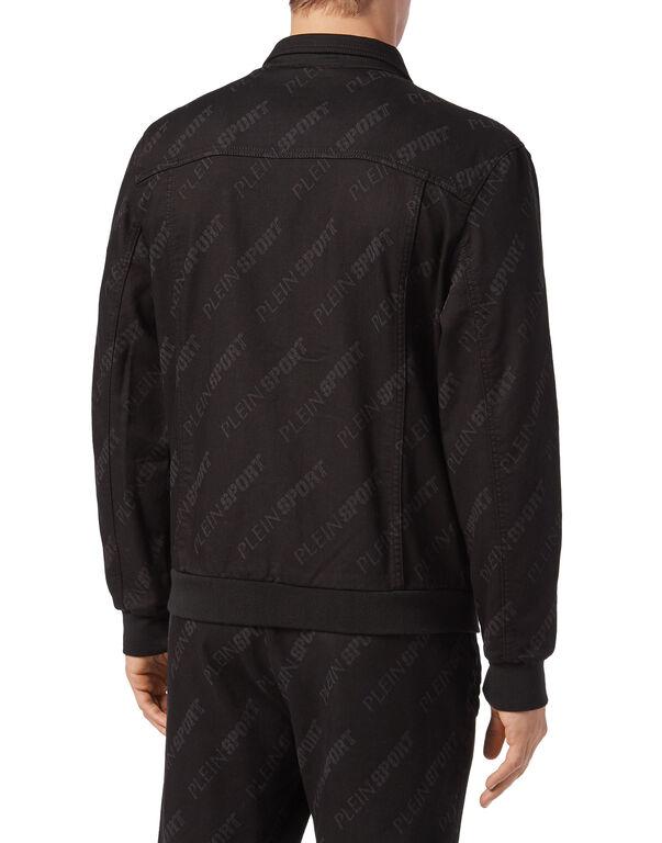 Jogging Denim Jacket All Over PS