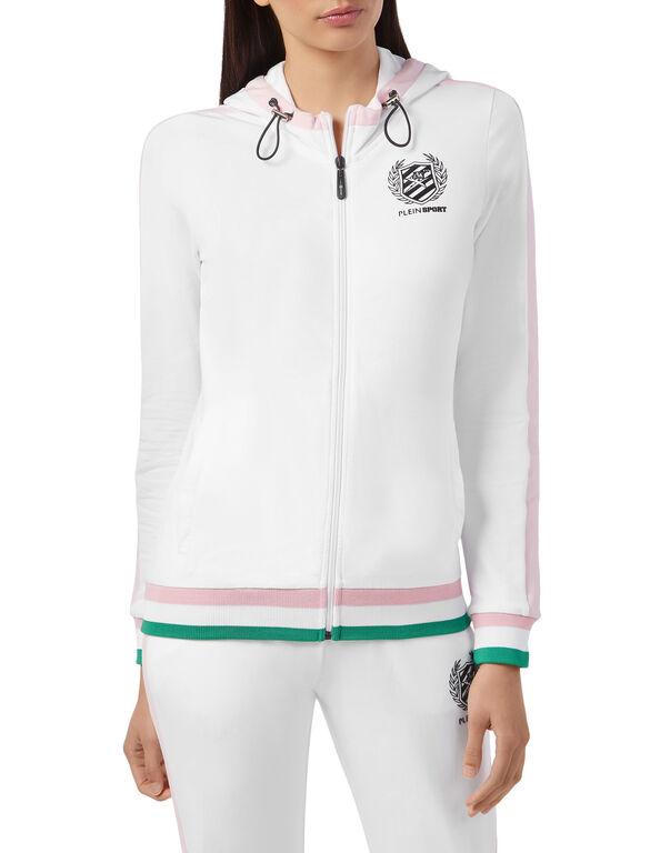 Hoodie Sweatjacket Logos