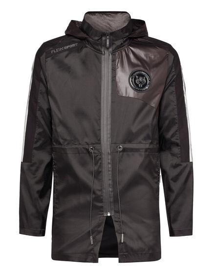 Nylon Jacket Take It Off
