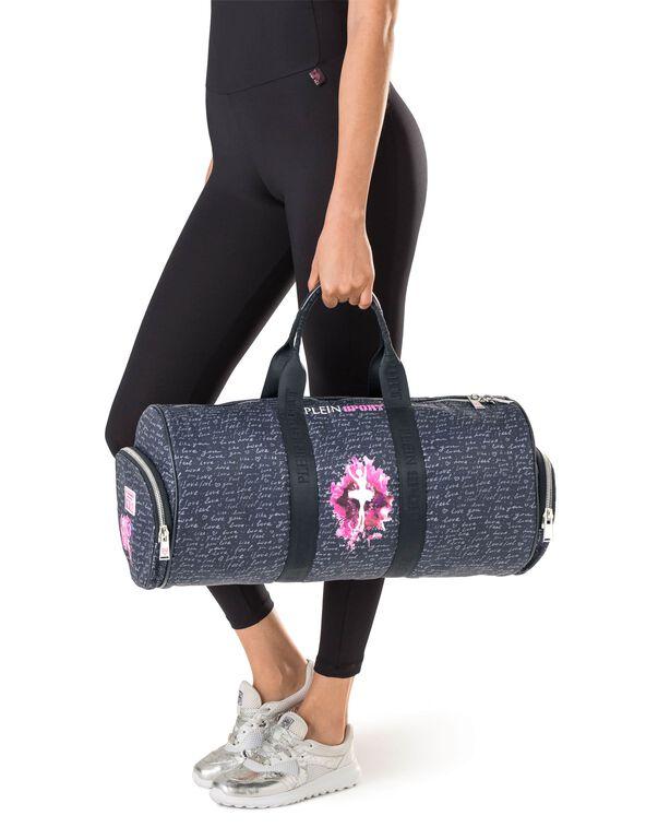 """sport bag """"roses"""""""