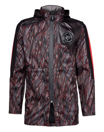 Nylon Jacket Camou version