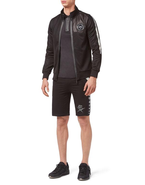 """Jogging Shorts """"Human"""" -P"""
