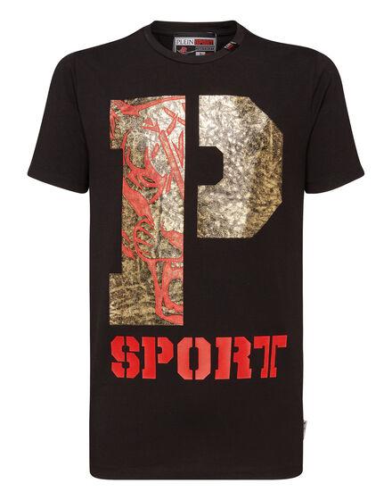T-shirt Round Neck SS P sport