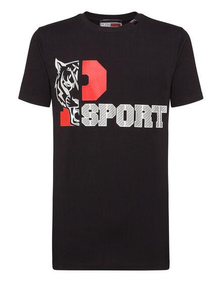 T-shirt Round Neck SS Psport