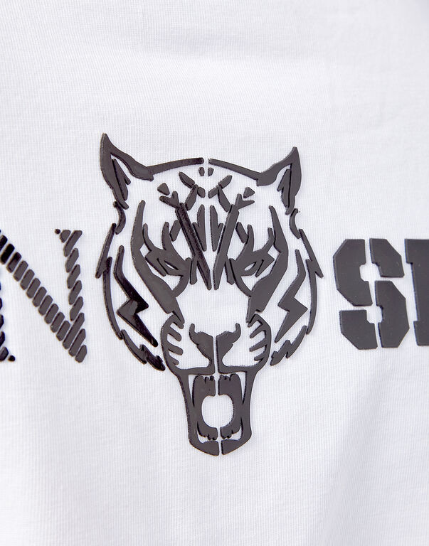 "T-shirt Round Neck SS ""Amazing Tiger"" - P"