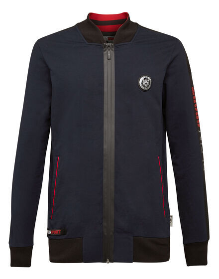 Jogging Jacket Logo
