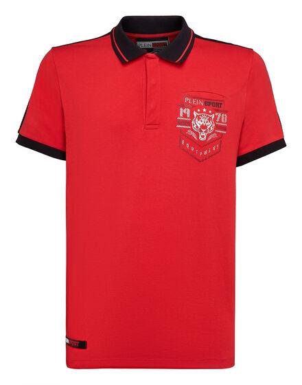 Polo shirt SS Domino