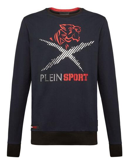 Sweatshirt LS Real man