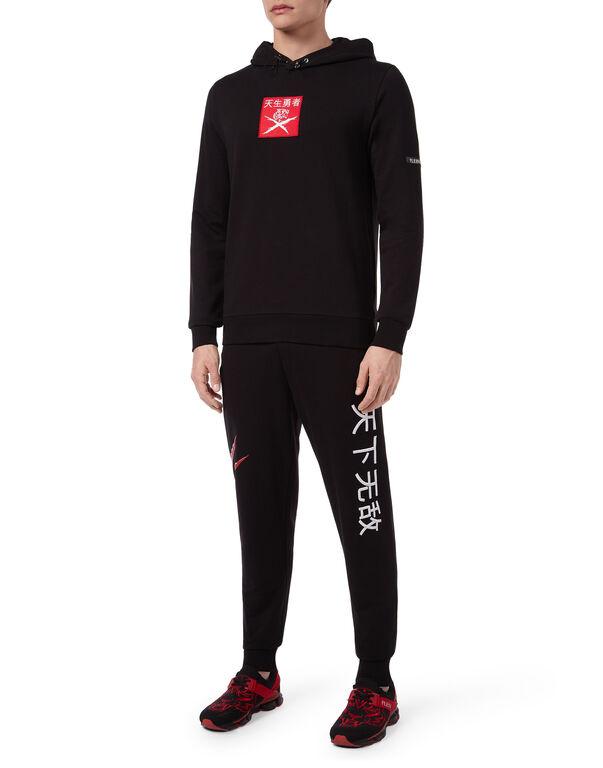 Hoodie sweatshirt Scratch