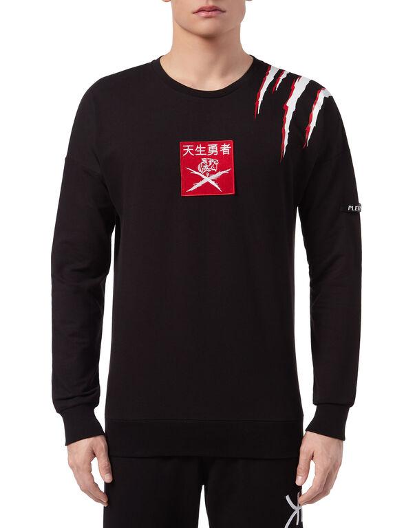 Sweatshirt LS Scratch