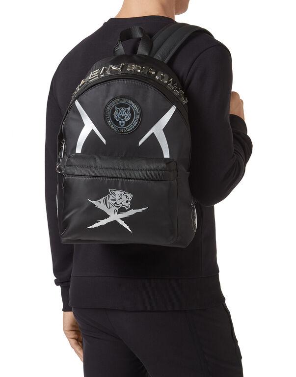 Backpack  Tiger cross