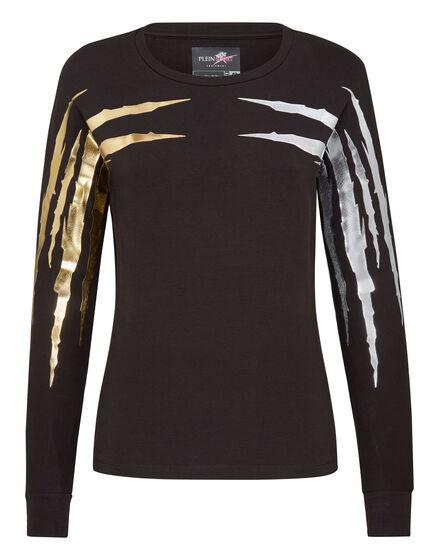 Sweatshirt LS Tiger jump