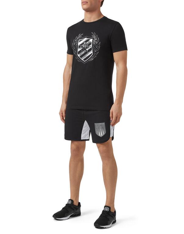 T-shirt Round Neck SS Logos