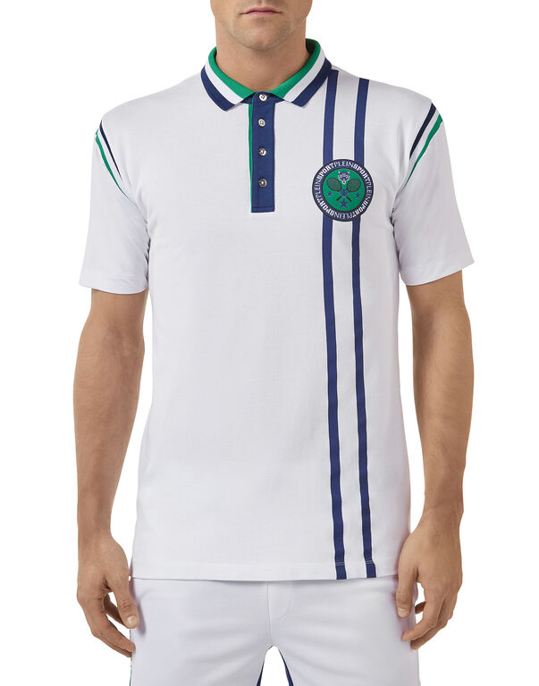 Polo shirt SS Tennis