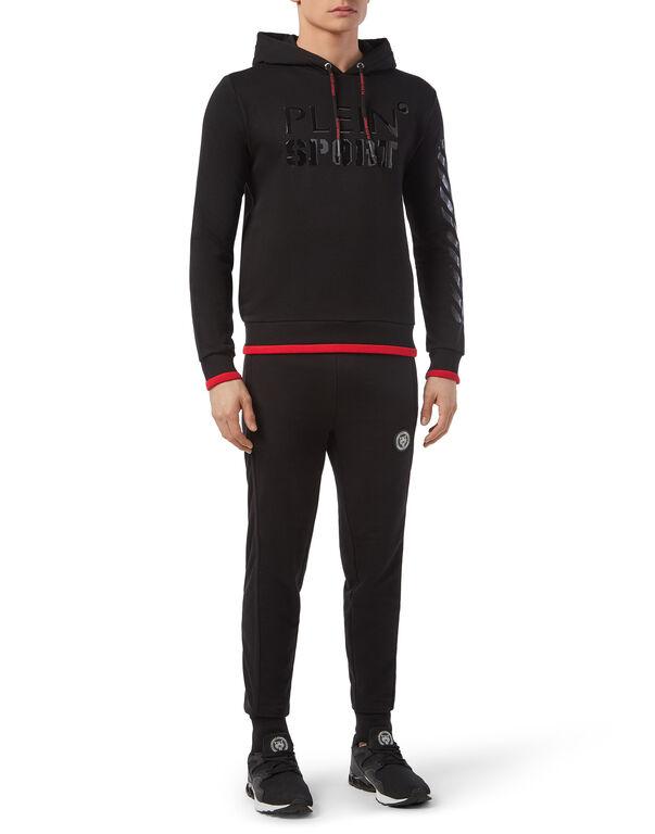 Hoodie sweatshirt Geometric