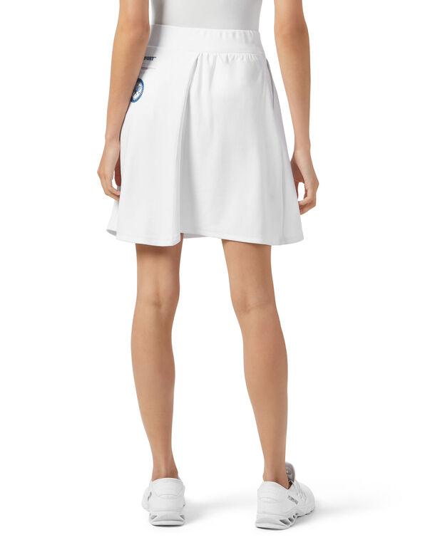 Short skirt Stripes