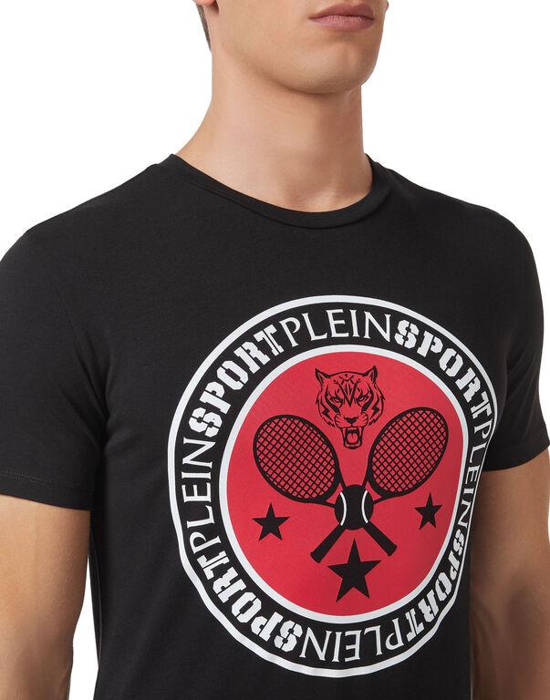 T-shirt Round Neck SS Tennis
