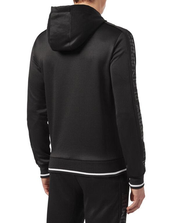 Hoodie sweatshirt Metal Sport