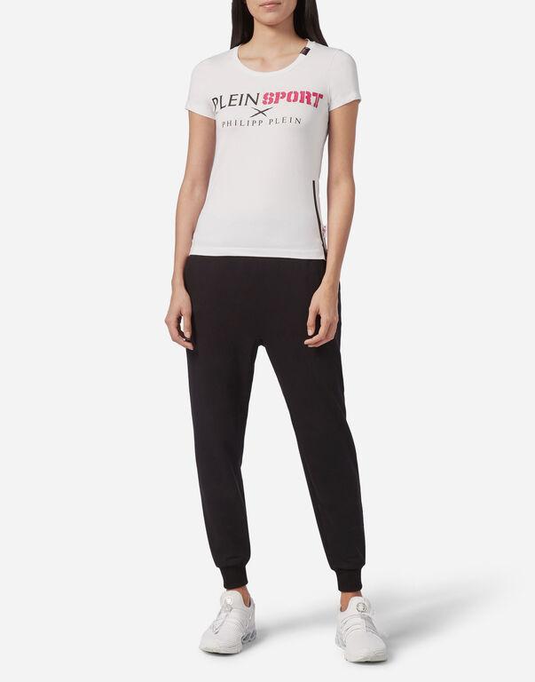 "T-shirt Round Neck SS ""Basic Sport"""