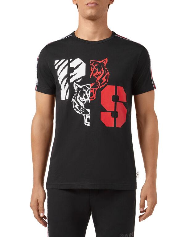 T-shirt Round Neck SS Scratch