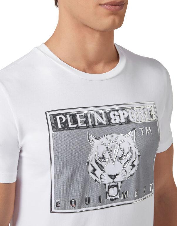 T-shirt Round Neck SS Tiger