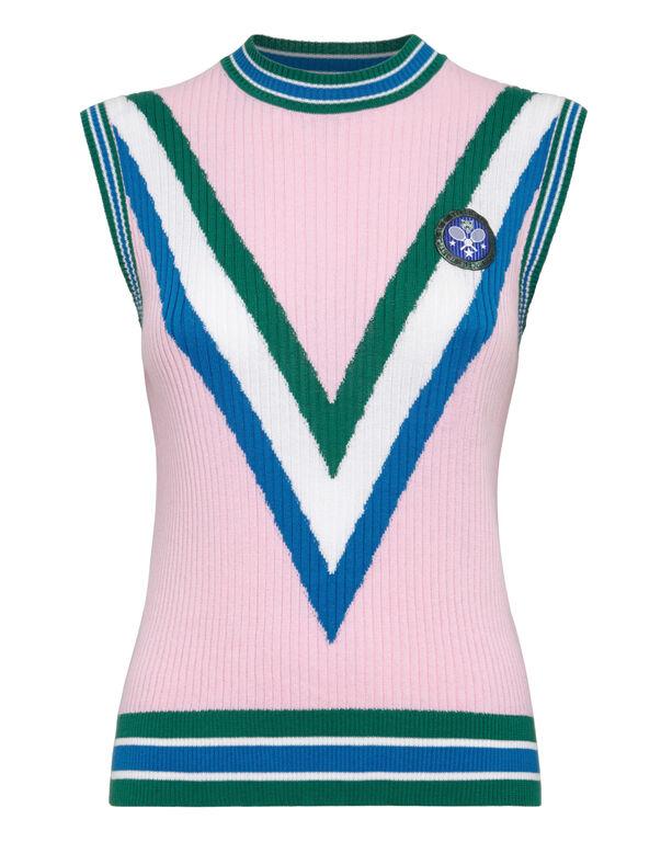 Knit Top Tennis