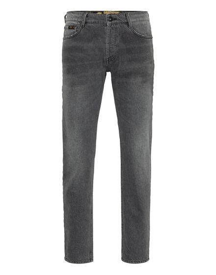 Denim Trousers  Slim Fit Scratch