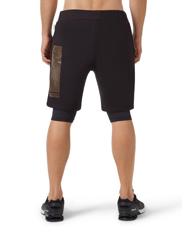 Jogging Shorts Metal Sport