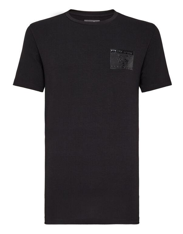 T-shirt Round Neck SS Metal Sport