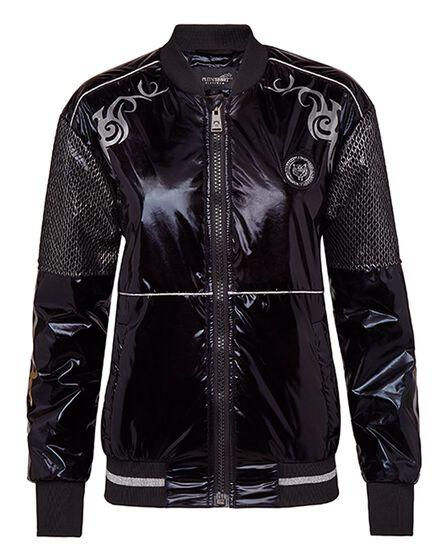 Nylon Jacket  Inside Out -P