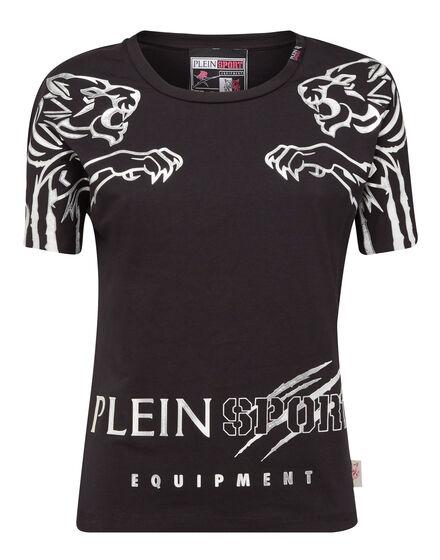 T-shirt Round Neck SS Amazing Tiger - P